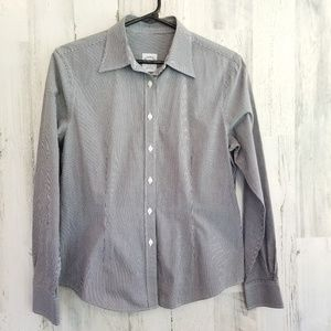 Brooks Brother Small Gingham Top